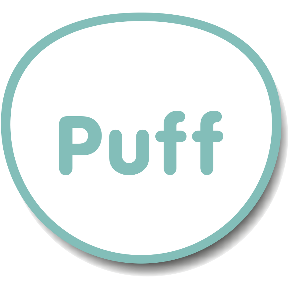 Puffeados Puff personalizados®